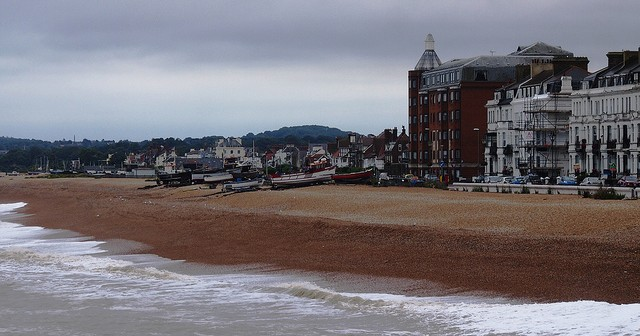 Deal, a pleasant Kent seaside resort on the face of it, but dig deeper...