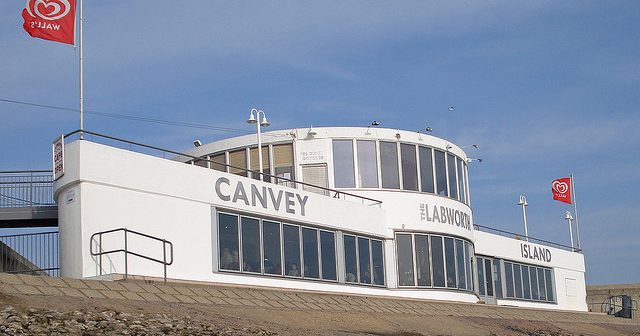 Canvey Island, a great place to take your kids... if you hate them