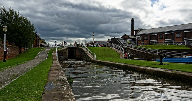 Ellesmere port cheshire united kingdom