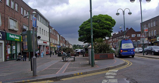Living in Borehamwood, Hertfordshire