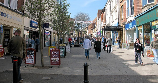 Living in or moving to Yeovil, Somerset