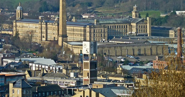 Living in Shipley, Yorkshire