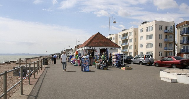 Top 5 worst places to live in East Sussex, No1 Bexhill on sea
