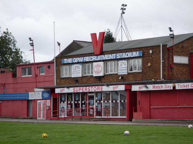 St Helens - A sordid little grief hole