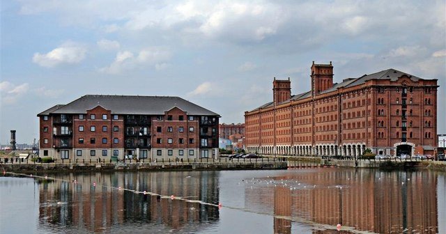 Waterloo, Liverpool is allegedly a nice place to live