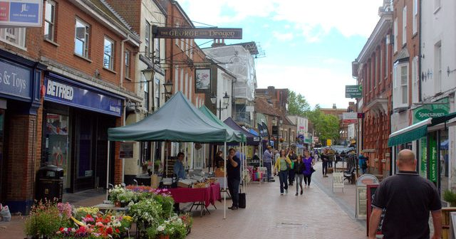 Living in Chesham, Buckinghamshire