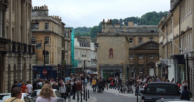 Living in Bath, Somerset