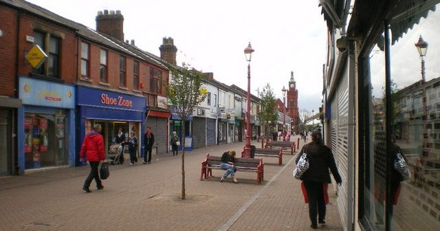 Living in Newton-le-Willows, Merseyside