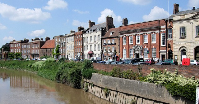 Living in Wisbech, Cambridgeshire