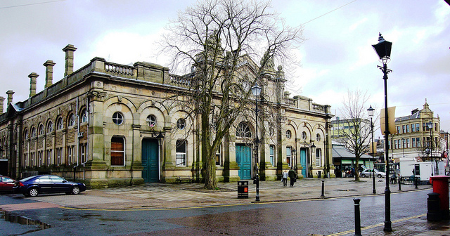 Accrington is the worst town to raise anyone let alone a young person