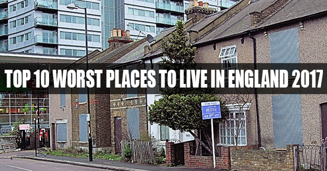 Top 10 worst places to live in england 2017 page 2 for Top us cities to live in 2017