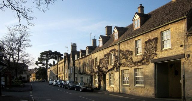 Living in Northleach, Gloucestershire