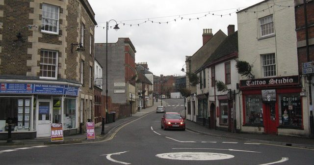 Warminster is a run down, dingy, inbred, dull, grey, depressing town