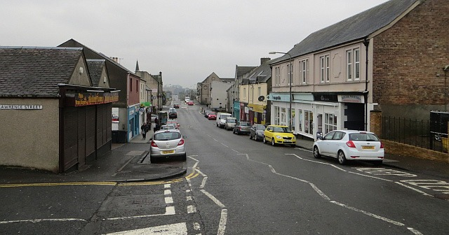 Living in Kelty, Fife, Scotland
