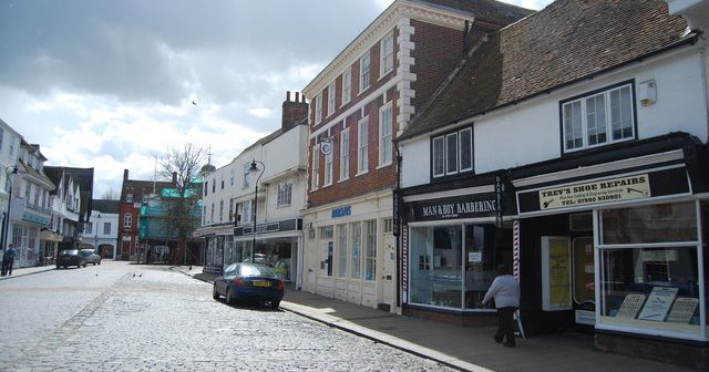 I've always lived in Faversham and I can say it is a sh*t hole