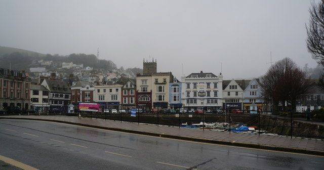 Living in Dartmouth, Devon