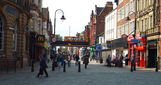 Roughest areas in South Shields