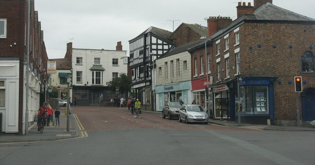 Living in Nantwich, Cheshire