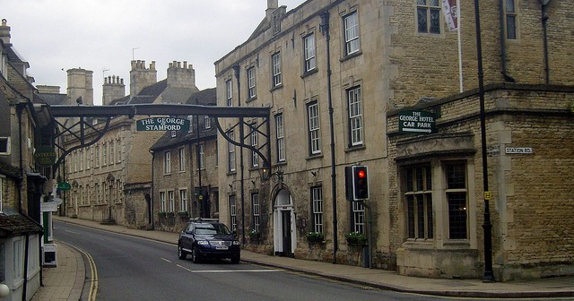 Living in Stamford, Lincolnshire