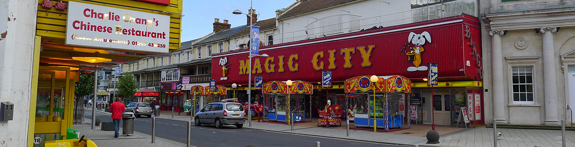 Clacton-on-sea, Essex
