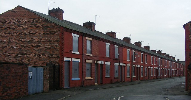 Living in Salford, Greater Manchester