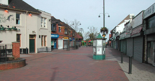 Living in Kirkby-in-Ashfield, Nottinghamshire