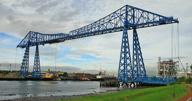 Top 10 worst places to live in England, Middlesbrough