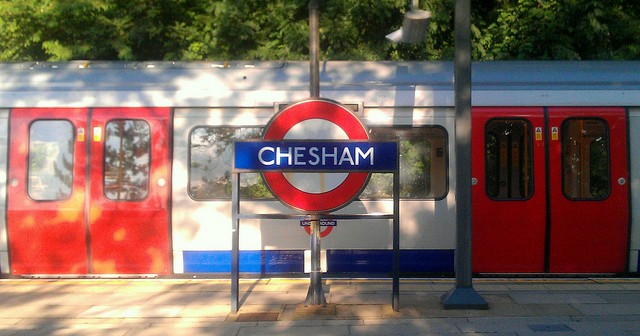 Chesham! More Like Mayhem!