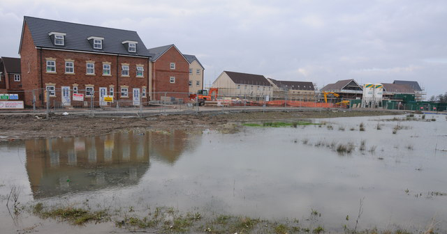 Kingsway, Gloucester: the area is reflected in the low, low house prices