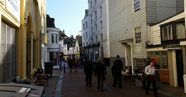 Hastings Old Town, George Street