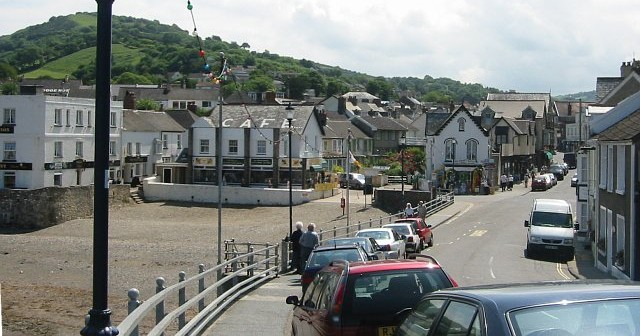 Living in Combe Martin, Devon