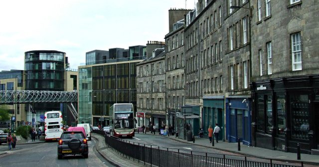 Edinburgh, the city centre is OK-ish the surrounding areas are awful