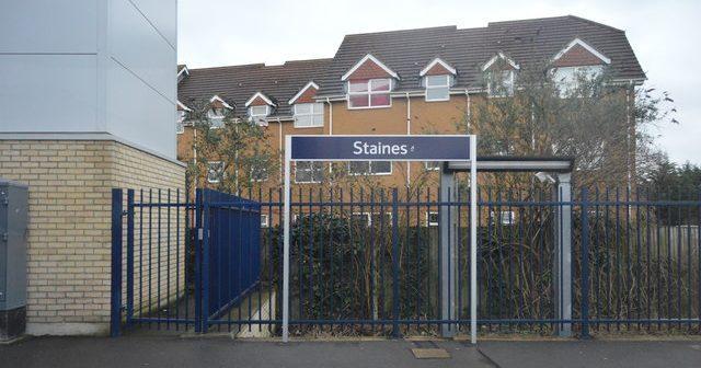 Staines, the town that died of shame
