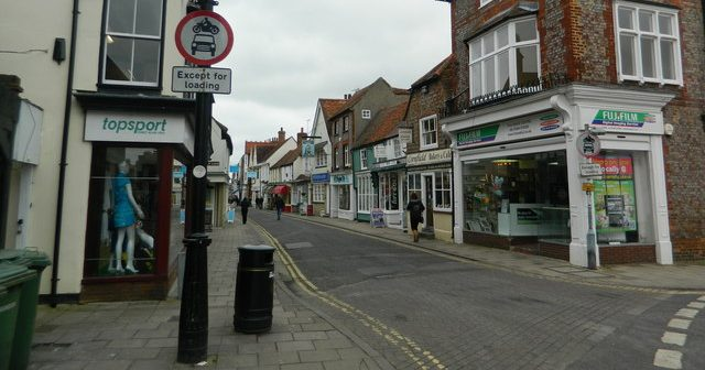 Living in Thame