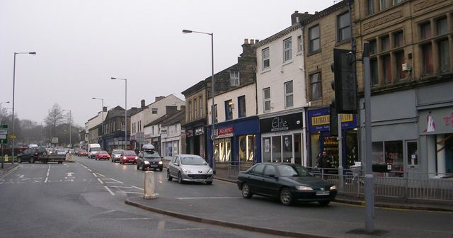 Living in Keighley, West Yorkshire