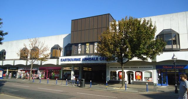 Top 5 worst places to live in East Sussex, No4 Eastbourne
