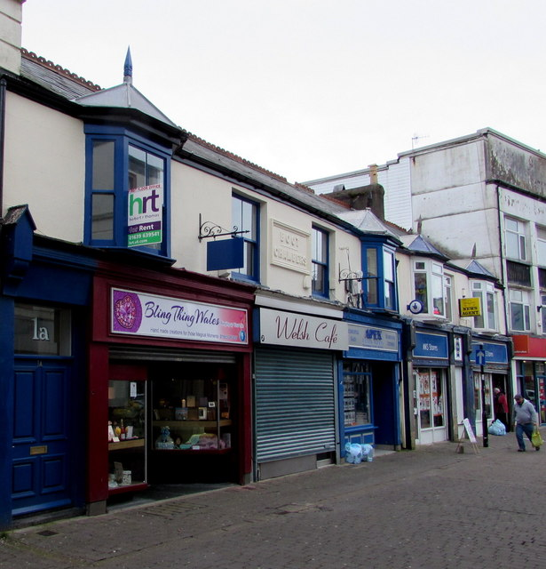 Top 10 worst places to live in Wales, Aberdare
