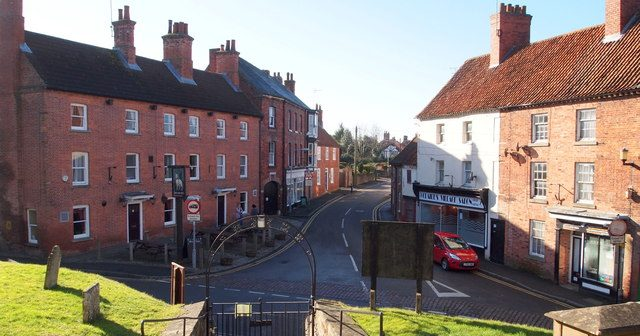 Living in Ollerton, Nottinghamshire