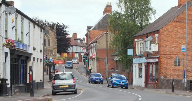 Living in Sileby, Leicestershire