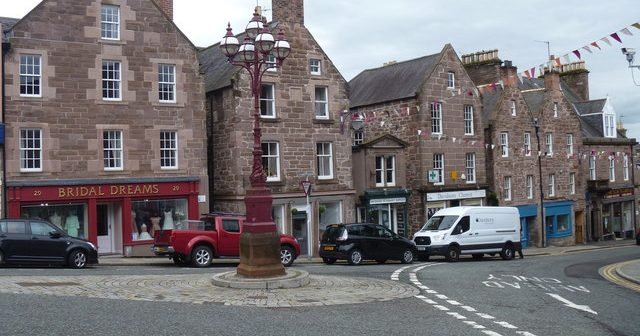 Brechin is home to people who have nowhere else to go