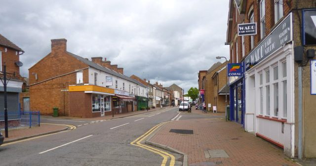 Living in Desborough, Northamptonshire