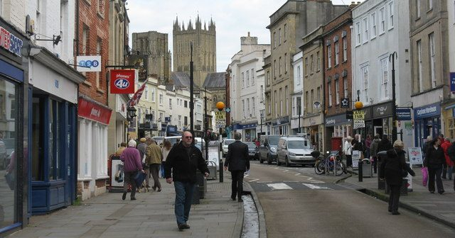 Living in Wells, Somerset