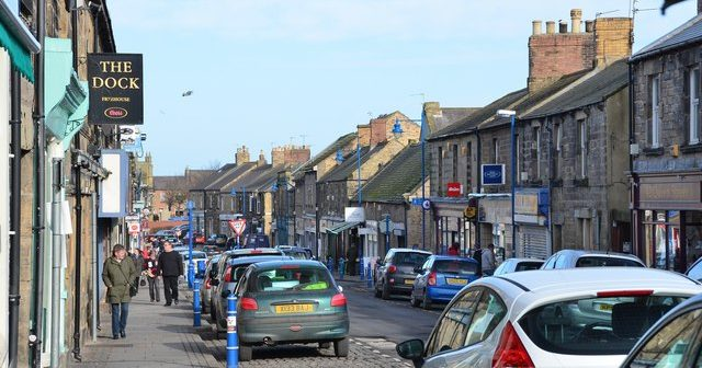 Living in Amble, Northumberland