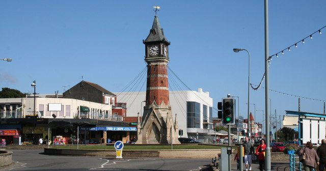 Living in Skegness, Lincolnshire