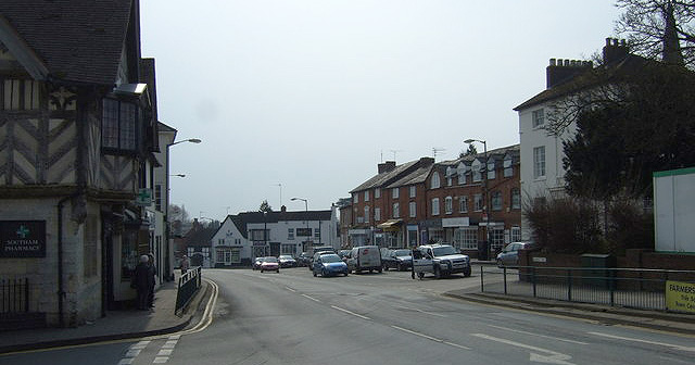 Southam... probably one of the dullest towns around