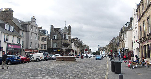 St Andrews - Such a lovely town, if you are tourist or student that is...