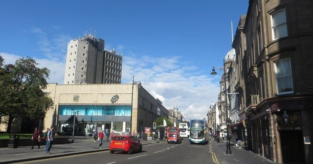 Living in Dundee, Scotland