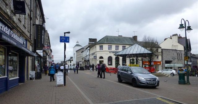 Living in Kendal, Cumbria
