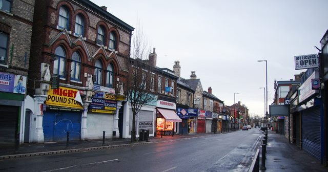 Living in Withington, Manchester