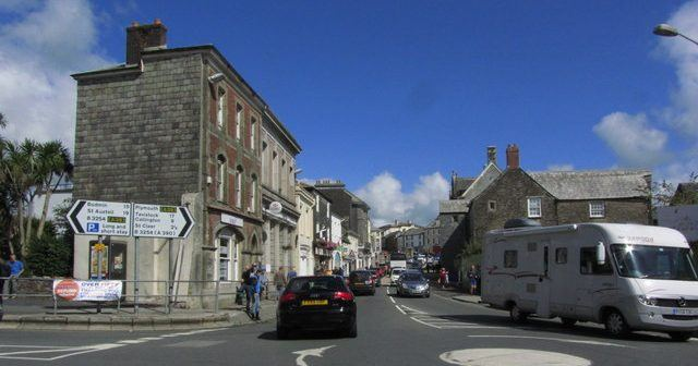 Living in Liskeard, Cornwall